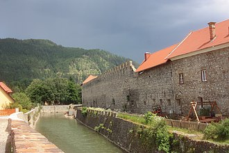 Friesach - Town fortification