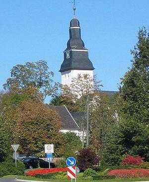 Nümbrecht - Ev. church Nümbrecht