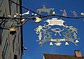 Nürnberg - Gasthausschild Posthorn.JPG