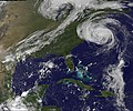 NASA Satellite Captures Hurricane Earl on September 3, 2010 (4954228868).jpg