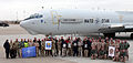 NATO E-3A Component celebrates 10,000 Flight Hours in support of Afghanistan Operation (10532787485).jpg