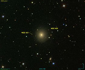 Image illustrative de l'article NGC 420