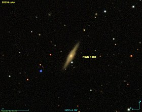 Image illustrative de l'article NGC 3101