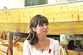 NHK News Kobe caravan at Aioi J09 197.jpg