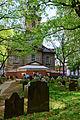 NYC - St Paul Chapel - Cimetière.JPG