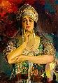 Nadezhda Plevitskaya by Malyavin.jpg