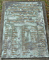 Namensliste Dt. Soldatenfriedhof Spremberg 2007 0908CH.JPG