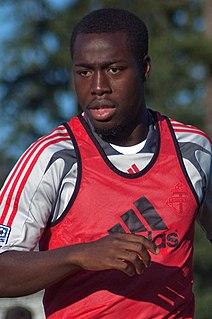 Nana Attakora Canadian soccer player