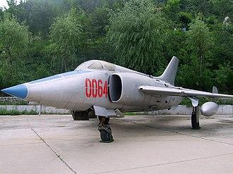 Nanchang Q-5 - Image: Nanchang Q 5