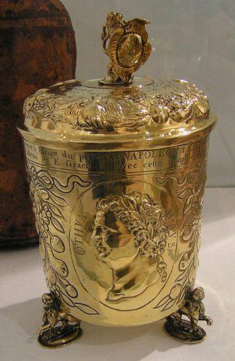 Weingut von Othegraven - Napoleon-goblet
