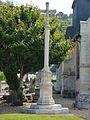 Nassandres (Eure, Fr) croix de cimetière.JPG