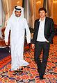 Nasser Ghanem Al Kholaifi and Leonardo.jpg