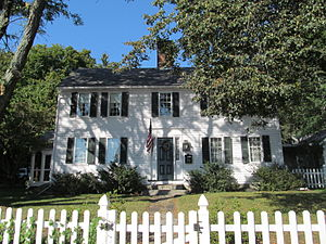 High Street Historic District (Ipswich, Massachusetts) - Nathaniel Lord House