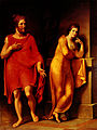 Nausikaa und Odysseus (Tischbein).jpg