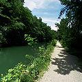 Naviglio Martesana between Vaprio d'Adda and Trezzo sull'Adda (Ian Spackman 2007-007-28).jpg