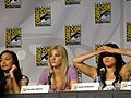 Naya Rivera, Heather Morris & Jenna Ushkowitz (4852393641).jpg
