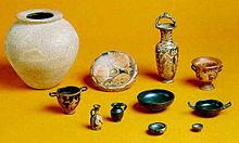 Tombe sannitiche e dei corredi funebri risalenti al IV secolo a.C. rinvenuti nel 1990