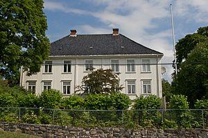 Halvor Blinderen -  Main Building at Nedre Blindern