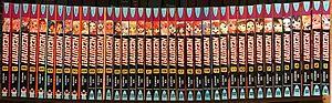Negima! Magister Negi Magi - All 38 volumes of Negima as published in English.