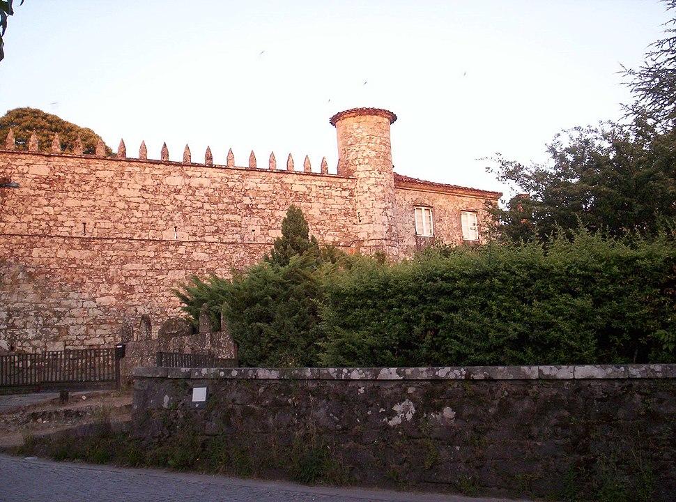 Negreira.Galicia.Pazo de Coton
