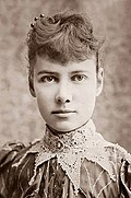January 25: Nellie Bly, 1890.