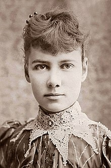 Nelly Bly pioneer journalist muckraking investigative journalism