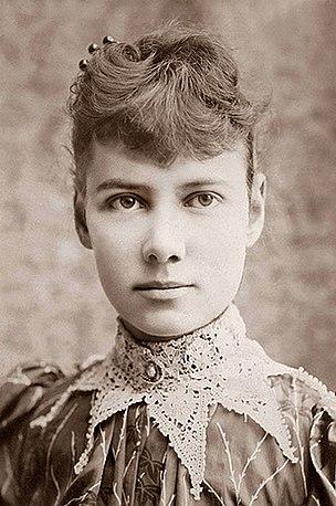 Nellie Bly (Pseudonym of Elizabeth Cochrane Seaman), (1867-1922)