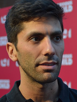 Nev Schulman - Schulman at the Obvious Child in June 2014
