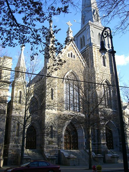 St. Mary's Church NewHavenStMarys.JPG