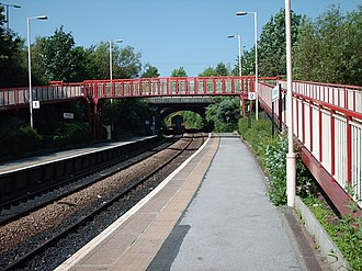 Pudsey - New Pudsey railway station