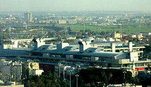1993 in Israel -  The new Tel Aviv Central Bus Station opens to the public on 18 August 1993.