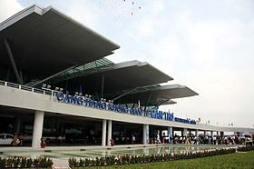 Image illustrative de l'article Aéroport international de Cần Thơ