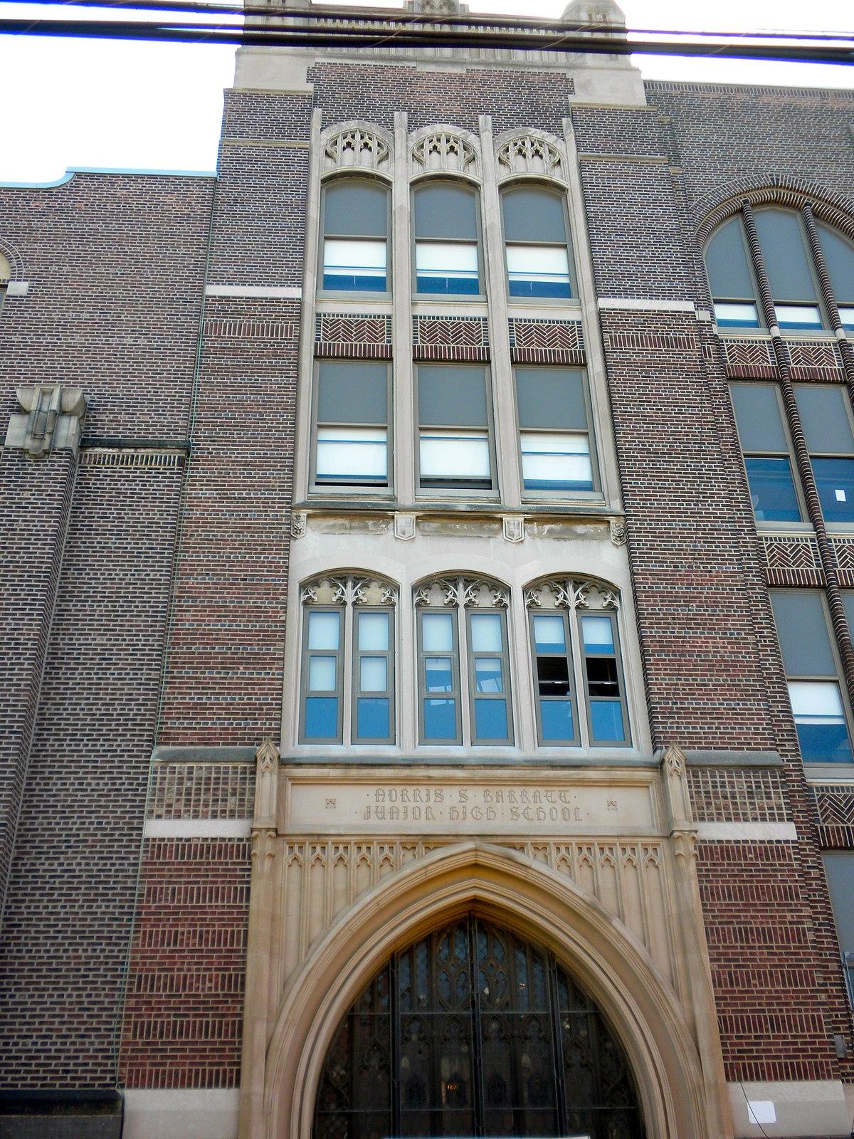 G.W. Childs Elementary School - Wikipedia