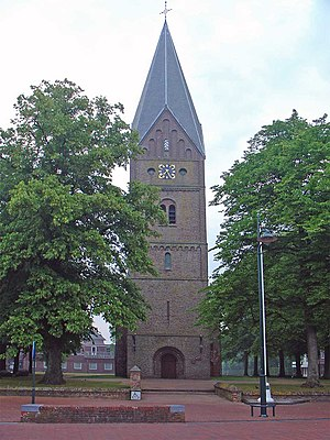 Haren, Groningen - Reformed Church of Nicolaas
