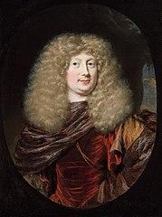 Portrait of Hendrick Meulenaer