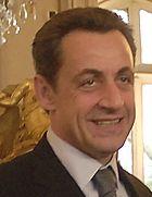 Nicolas Sarkozy, actuel Président de la République française