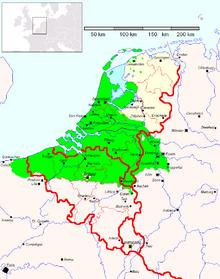 franconian languages wikipedia