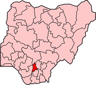 Chinwoke Mbadinuju - Anambra State in Nigeria