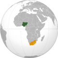 Nigeria South Africa Locator (orthographic projection).png