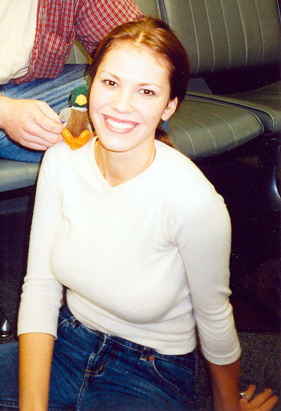 Nikki Cox, American actress and comedy writer