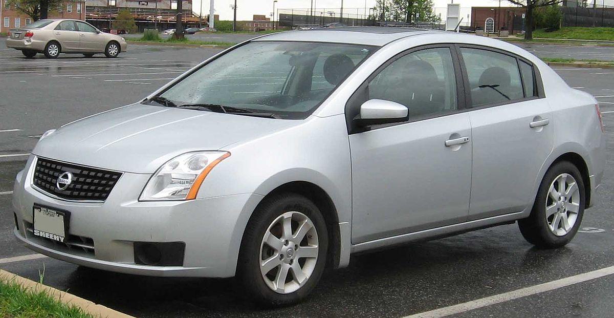 Nissan Sentra Wikipedia Bahasa Indonesia Ensiklopedia Bebas