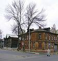 Nizhny Novgorod. At Malaya Yamskaya & Shevchenko Streets crossing.jpg
