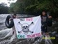 No más rios muertos banner in Panama.jpg