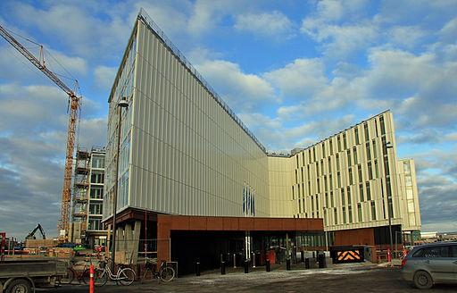 Nordhavnen FN Byen