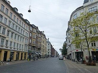 Nordre Frihavnsgade - Nordre Frihavnsgade