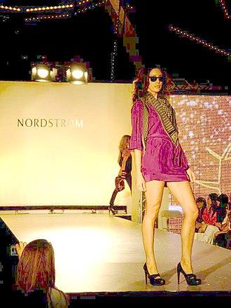 Buyer (fashion) - Image: Nordstrom Fashion Week