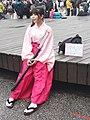 Norika as Kanao Tsuyuri sitting at FF37 20210227a.jpg