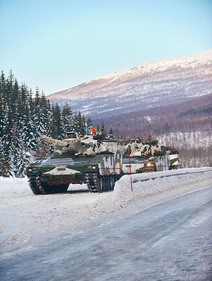 Combat Vehicle 90 - Estonia has purchased 79 CV90s from Norway and the Netherlands
