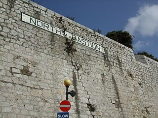 North Bastion, Gibraltar