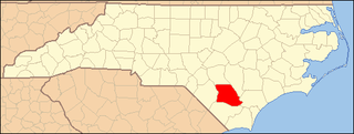 National Register of Historic Places listings in Bladen County, North Carolina Wikimedia list article